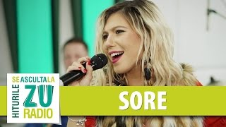 Sore - How Deep Is Your Love (Cover Calvin Harris & Disciples - Live la Radio ZU)