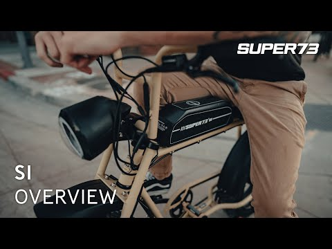 E-bike Overview - SUPER73 S1