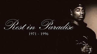 Rest in Paradise - 2pac Type Beat 2016