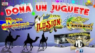 DONA UN JUGUETE FT ARON Y SU GRUPO ILUCION,RAYICO COLOMBIANO,ARTURO JAIMES Y SUS CANTANTES  Y HG