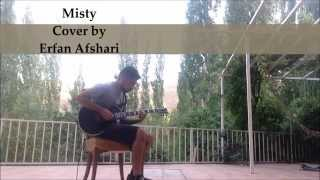 Misty Cover by Erfan Afshari