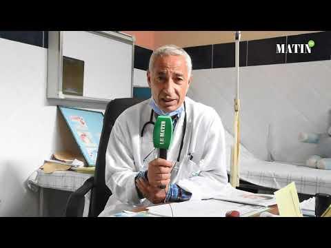 Video : L'opération de vaccination se poursuit: Visite au centre de Santé Sidi Fateh-Rabat