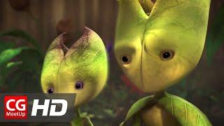 "CGI 3D Animation Short Film HD ""Burgeon"" by The Animation School | CGMeetup"