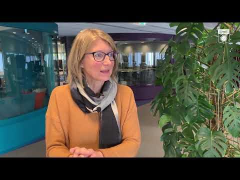 Kristina Sundin Jonsson informerar om det aktuella läget, onsdag 14 oktober