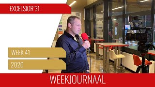 Screenshot van video Excelsior'31 weekjournaal - week 41 (2020)