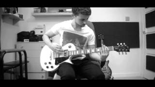 Trivium - Silence In The Snow [Studio Quality Guitar Cover]
