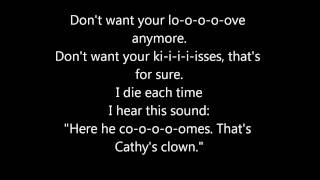 The Everly Brothers - Cathy's Clown