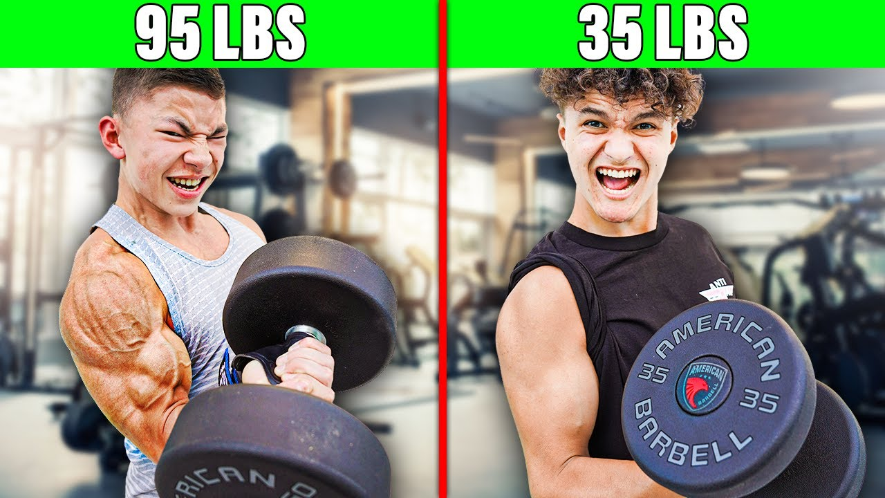 Adapt - Worlds Strongest 18 Year Old vs FaZe Clan - Strength Test