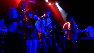 Church Booty - Ignition (Remix) (R. Kelly Cover) Live at Cowboy Monkey 9/11/13
