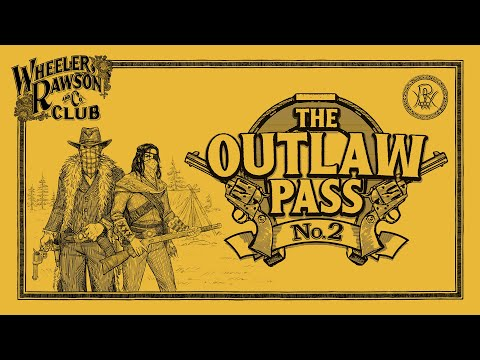 Red Dead Online: The Outlaw Pass No. 2