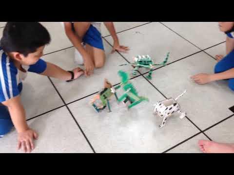 Microbit 自走車 Linki7697機器人 程式營 - YouTube