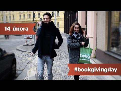 Mezinárodní den darování knih: #bookgivingday 2017