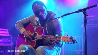 Cedric Burnside Poor Black Mattie Blues Rules 2016