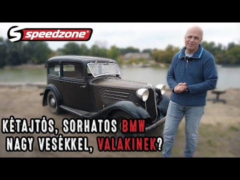 Speedzone vasárnapi Csik: Kétajtós, sorhatos BMW nagy vesékkel, valakinek?