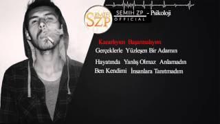 SemihZP - PSİKOLOJİ (LYRİC VİDEO)