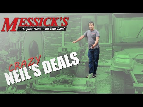 Crazy Neil's Deals | Implement and accessory clearance Picture