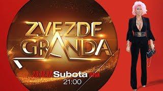 JELENA KARLEUSA // najava: Zvezde Granda / 23.12.17