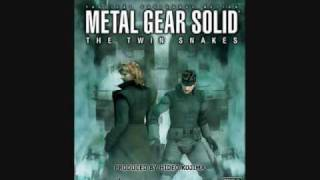 Metal Gear Solid The Twin Snakes Music: Warhead Storage