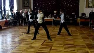 AQUA baila morena dance