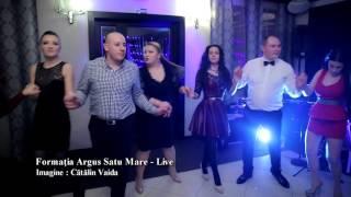 Distracţie ,chef şi voie bună(live) cu Formaţia Argus din Satu Mare