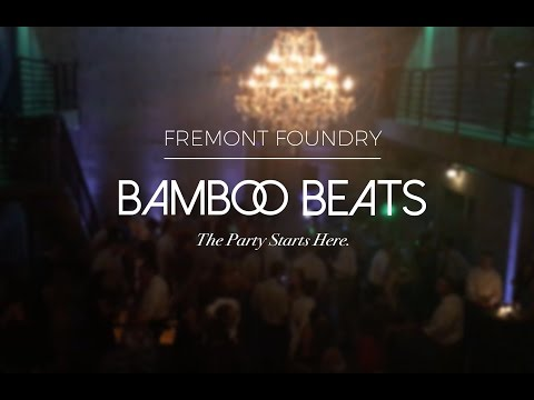 Dance Party at Fremont Foundry