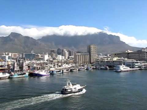 MVI 1443 Cape Town Harbor