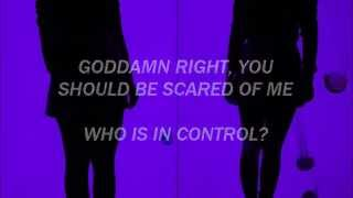 Halsey - Control [Lyrics]