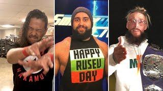 Superstars masculinas de WWE valoran sus opciones en Mixed Match Challenge
