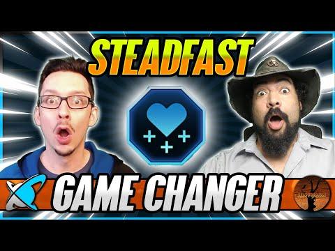 GAME CHANGING MASTERY feat. DeadwoodJedi | Steadfast VS Clan Boss Stun Target | RAID: Shadow Legends