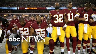 Athletes defend NFL protests amidst Trump's condemnations