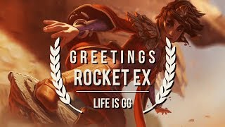 Rocket EX Taliyah Montage | Life is GG