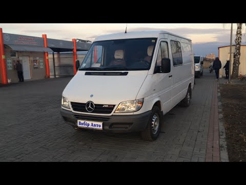 mercedes-benz sprinter-gruz