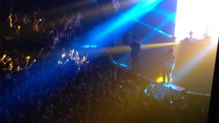Yung Lean - Fantasy & Shawty.. [live show in Saint Petersburg 2016] (sad boys)