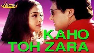 Kaho Toh Zara Jhoom Loon - Albela   Govinda & Aishwarya Rai   Alka Yagnik & Kumar Sanu