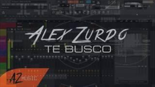 """Te busco - Alex Zurdo """"Remake"""" (A-Z Live) Instrumental Prod. Jkm Studios"""