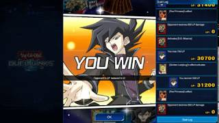 Yugioh Duel Links D.D.Tower Wind-Earth 40F BOSS Easiest Way Without Potion