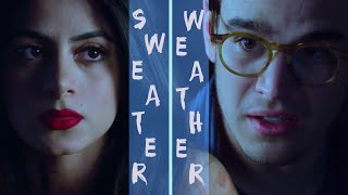 simon&isabelle | sweater weather (+1x03)