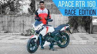 2018 TVS Apache RTR 160 Race Edition ( Apache 2V)