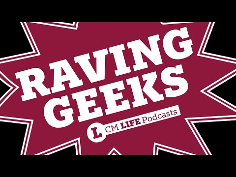 Raving Geeks S3 E7: March Into Reading Month!