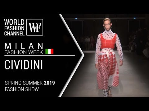 Cividini | Spring-summer 2019 Milan fashion week