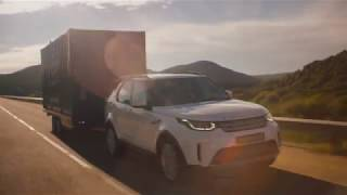 Land Rover Discovery e Siya Kolisi | Rugby Clubhouse