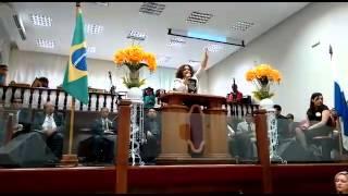 Sandra Pires - Eu te Louvarei Ao Vivo