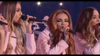 Little Mix & Charlie Puth  - Oops  (Live The X-Factor UK)