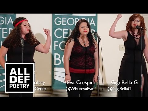 "Eva Crespin, Gigi Bella & Mercedez Holtry - ""War Paint"" | (NPS '16)"