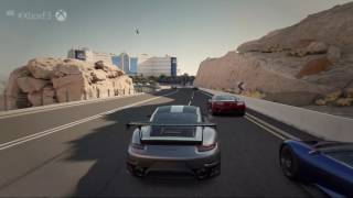 Forza 7 - Gameplay E3 2017