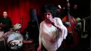 Wanda Jackson - Heartbreak Hotel - Live at the 5 Spot - September 2012