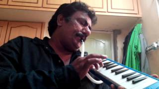 Mere mehaboob qayamat hogi from Mr.x in Bombay on melodica by mohid