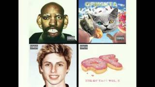 Odd Future - Rella (feat. Hodgy Beats, Domo Genesis & Tyler, the Creator)