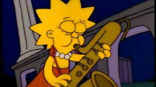 Blues from The Simpsons - s01e06 Moaning Lisa