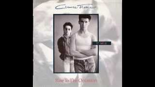 "Climie Fisher – ""Rise To The Occasion"" [7"" mix] (Capitol) 1987"